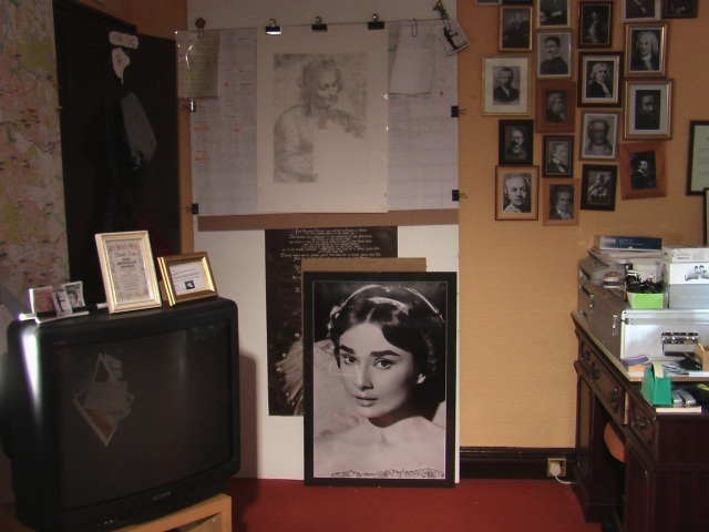 A picture of my studio den
