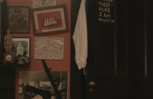 A picture of my studio den which I use for my website background.