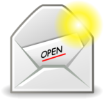 An image of an envelope