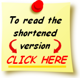 """A post it note saying """" To read the shortened version click here"""""""